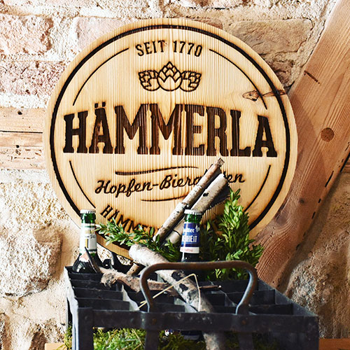 Hämmerla, Hopfen Biergarten, Hochzeits-Location