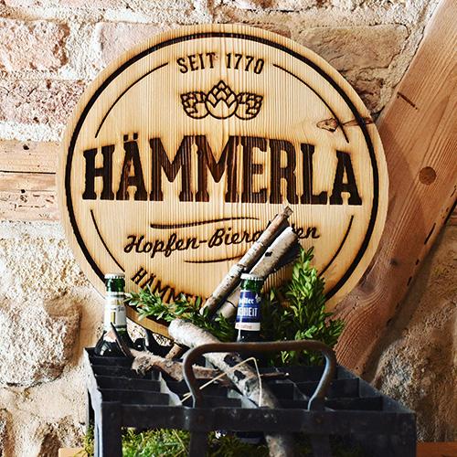 Hämmerla, Hopfen Biergarten, Event-Location