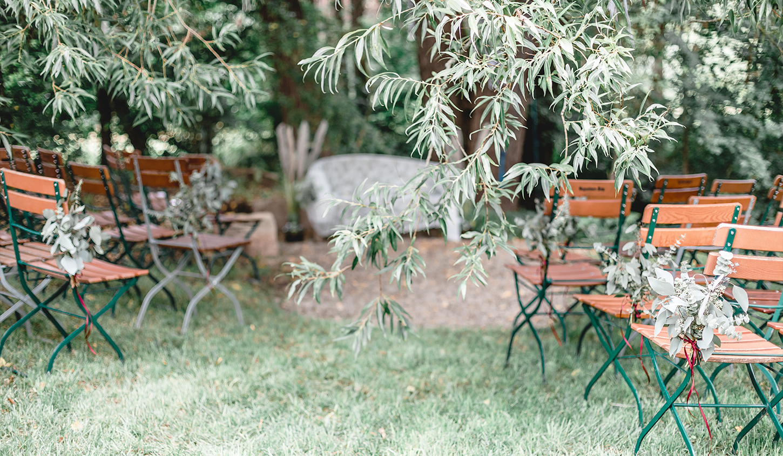 Garten – Hochzeit